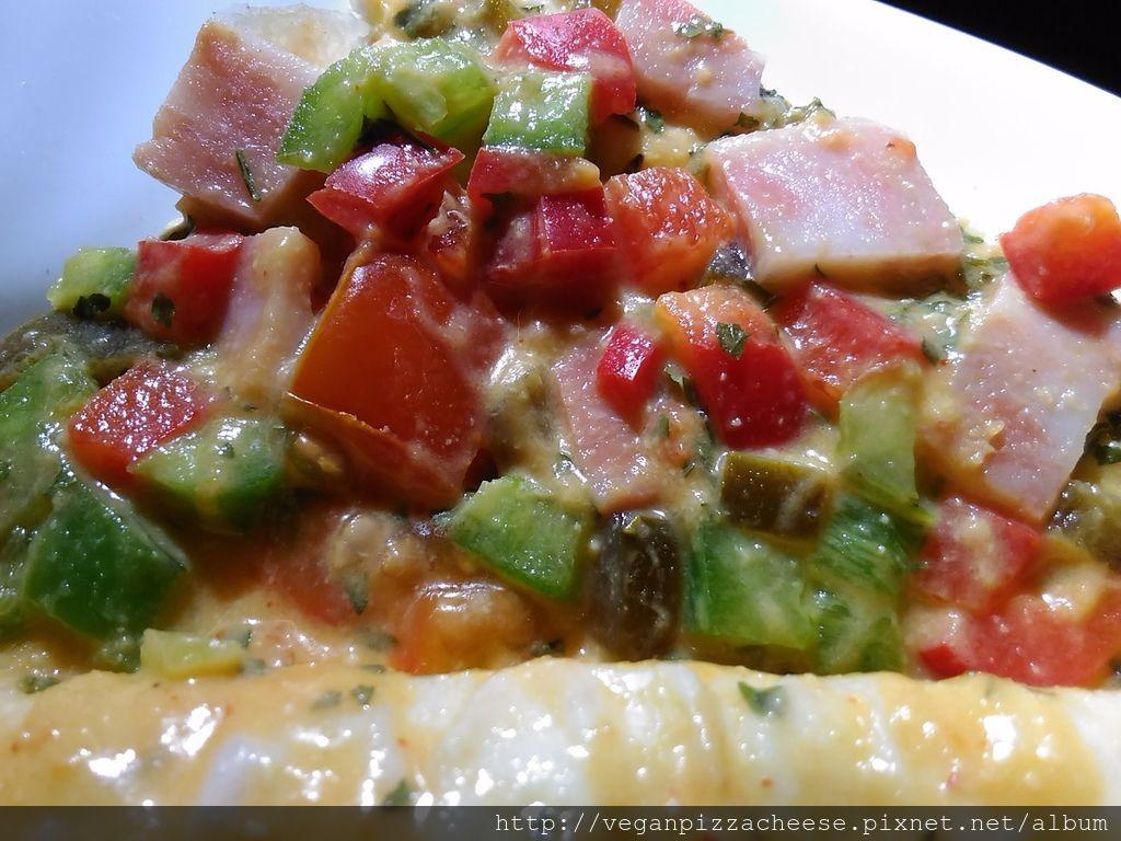 墨西哥台北素食餐廳饀餅