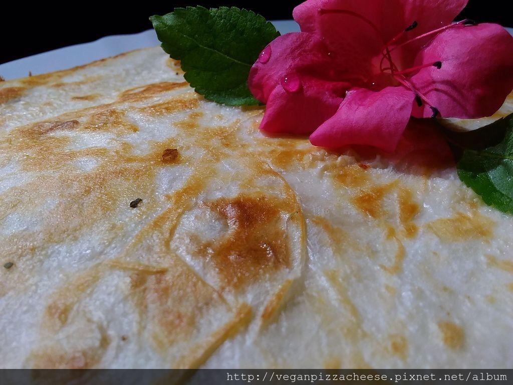 墨西哥素食饀餅