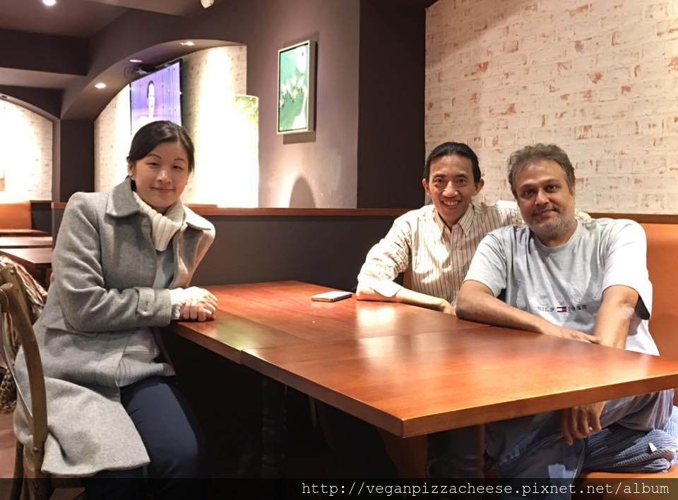 台北潔暘西式素食餐廳