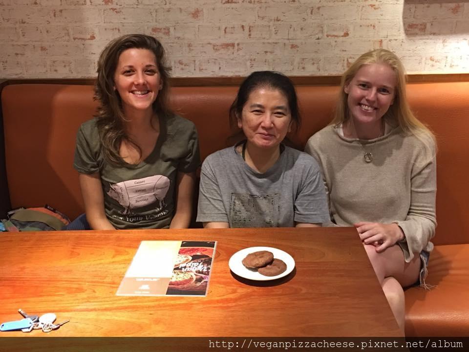 台北潔暘素食餐廳