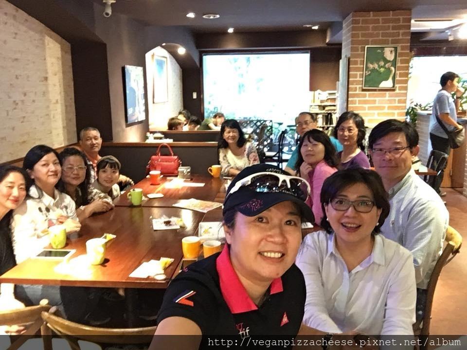 台北潔暘西式素食披薩餐廳
