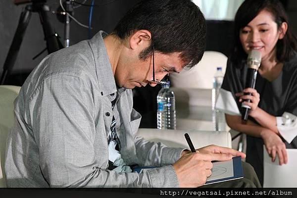 10/03/2015伊藤潤二來台唯一粉絲見面會+媒體預覽會