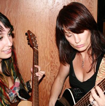 Becca & Meredith Brooks
