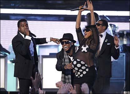 Grammys 2009 mia