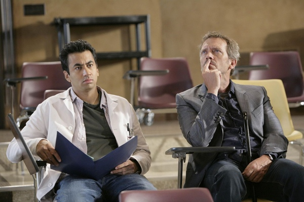 Goodbye Dr. Kutner on House M.D.