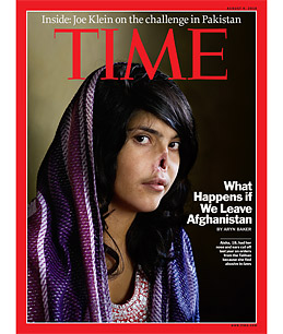 time magizine cover