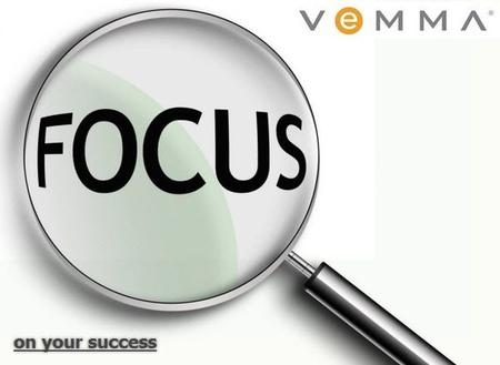 vemma維瑪 2015年的主題為 Focus