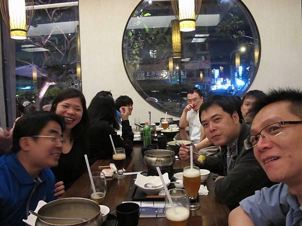 台中藝園堂聚餐