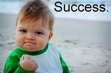 """你是 """"想要"""" 成功 ,還是 """"一定要"""" 成功!"""
