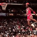 籃球界的飛人麥可喬丹(Michael Jordan)