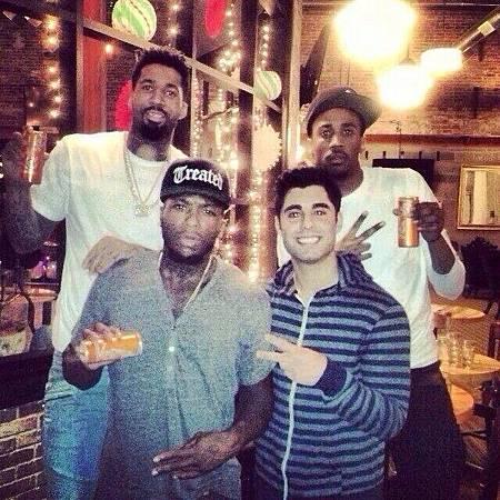 另一位NBA球員 威爾遜 也來 #YPR了 175cm灌籃王!!! 太屌了!!!