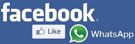 [轉載]Facebook天價收購WhatsApp 擴展行動黏著