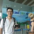 香港旅遊自由行背包客-昂坪360纜車