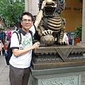 香港旅遊自由行背包客-黃大仙廟