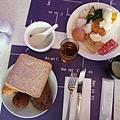 香港旅遊-酒店早餐
