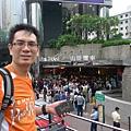 香港旅遊-香港山頂纜車