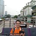 香港旅遊-香港中環碼頭