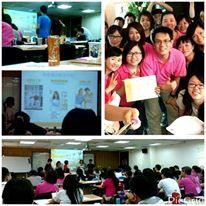 維瑪台灣 第二梯次講師訓 心得分享_20150718