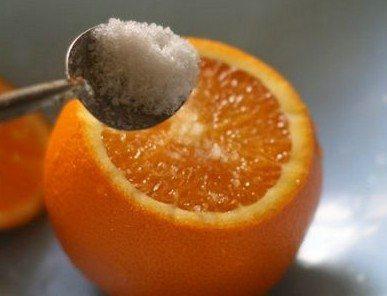 「鹽蒸橙子」秒殺所有咳嗽藥