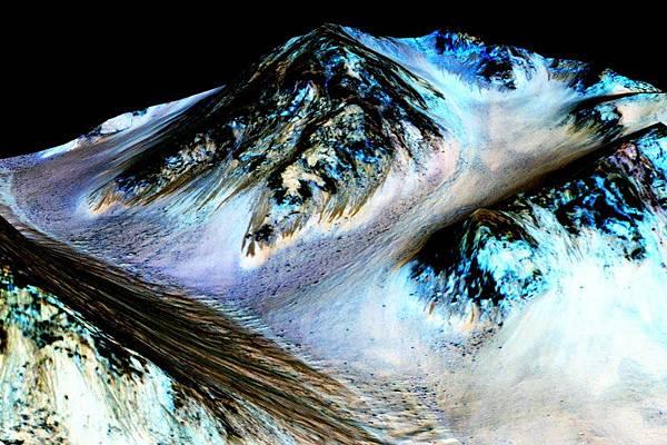 NASA 證實:火星地表有水,而且是會流動的液態水