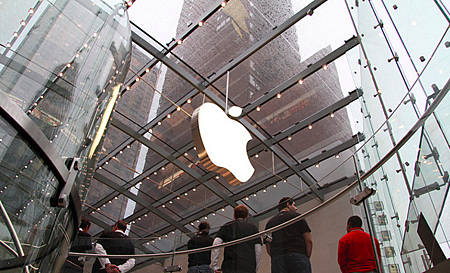 想進蘋果工作?先解決這 33 道難題