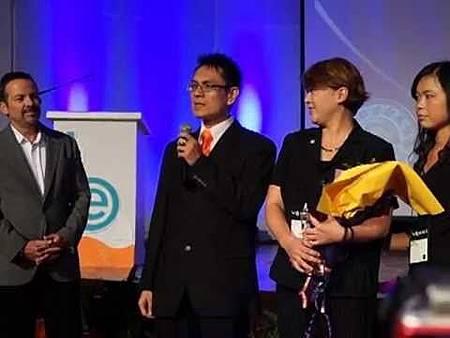 龍哥、心潔、紗紗在2012亞洲年會的致詞_20120915