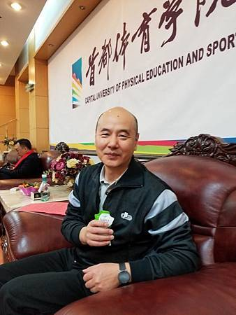 中國北京體育委員會 史江平處長 也是 OMG 能量果凍 的 愛用者