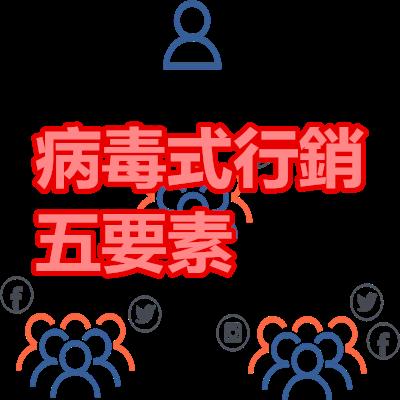 病毒式行銷的五個成功因素.png