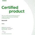InformedChoice(知情選擇認證)的再次認證,證書編號:LMS-PSRM-03809.JPG