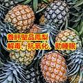 養肝聖品鳳梨 解毒、抗氧化、助睡眠.JPG