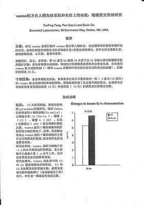 VEMMA維瑪人體實驗報告03