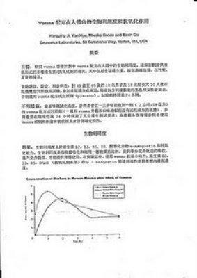 VEMMA維瑪人體實驗報告01