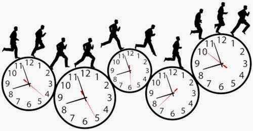 時間花在哪