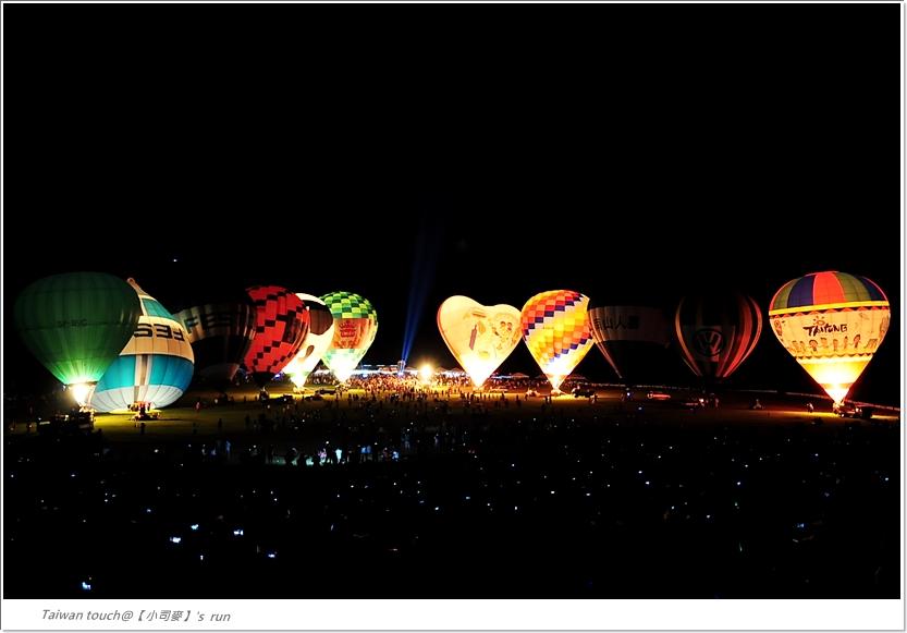 小司麥-光雕熱氣球
