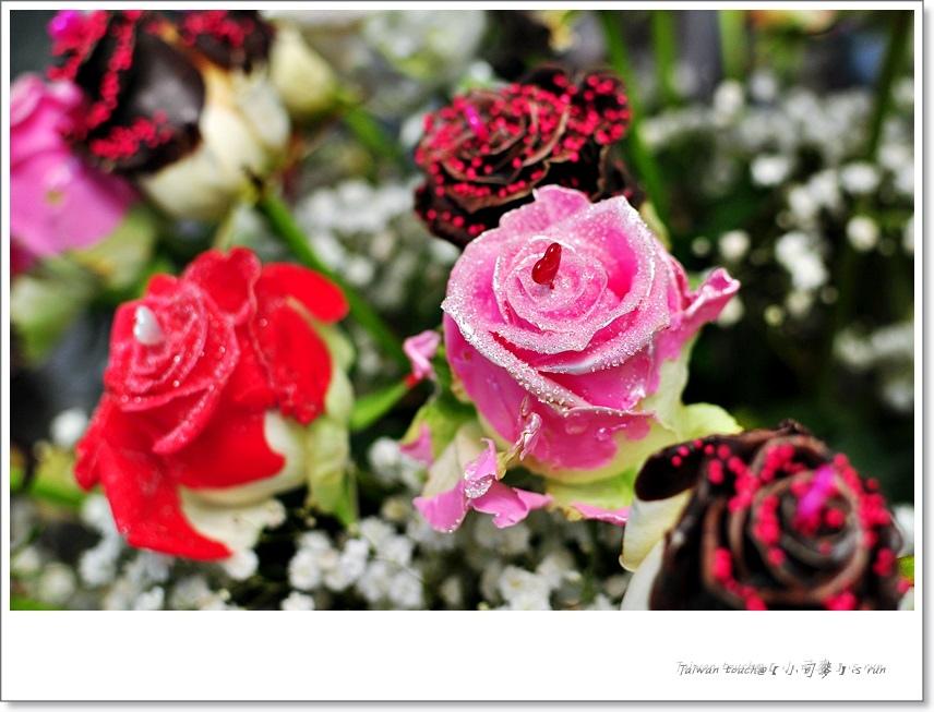 小司麥-蠟玫瑰 (1)