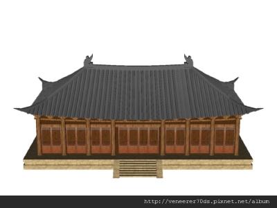 宋式廡殿建築-2