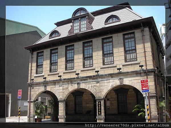 撫臺街洋樓 Old part of Taipei City ~ Futai Street Mansion