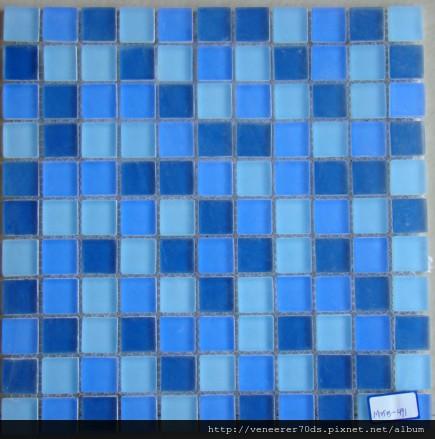 哑光水晶玻璃马赛克(M2525-491)