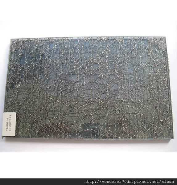 灰鏡-銀絲夾層玻璃1