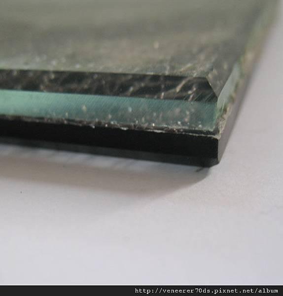 灰鏡-銀絲夾層玻璃