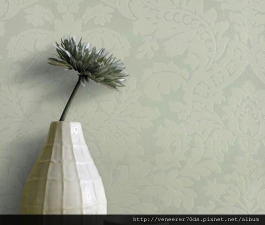 大马士革超美花纹壁纸