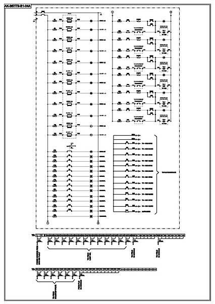 5號窯裝車控制盤97-09-04-Model