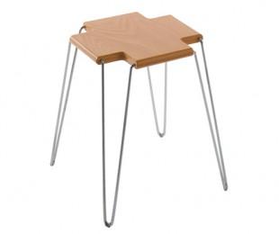 Crossit 可堆疊式椅凳.邊几