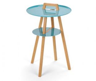 Spin Side tables 造型邊几