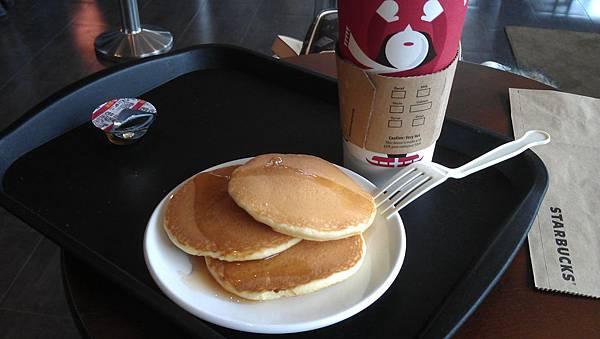 星巴克早餐