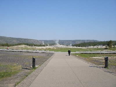 Old Faithful (south)