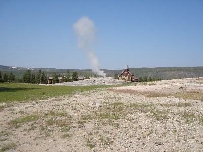 Old Faithful (east)