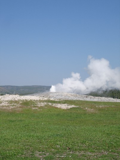 Old Faithful 8