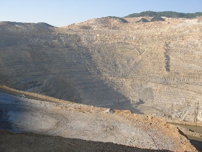 Bingham Copper Mine