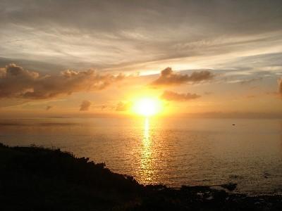 天台日落1
